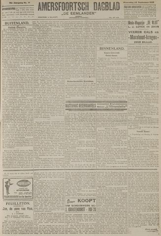 Amersfoortsch Dagblad / De Eemlander 1920-09-22