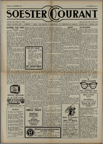 Soester Courant 1955-09-16