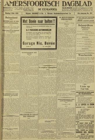 Amersfoortsch Dagblad / De Eemlander 1934-05-08