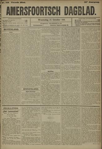 Amersfoortsch Dagblad 1911-10-25
