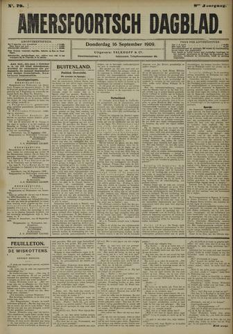 Amersfoortsch Dagblad 1909-09-16