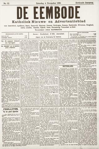De Eembode 1899-11-04