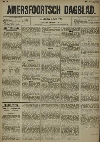 Amersfoortsch Dagblad 1908-07-02