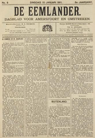 De Eemlander 1911-01-10