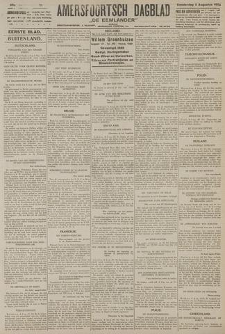 Amersfoortsch Dagblad / De Eemlander 1926-08-05
