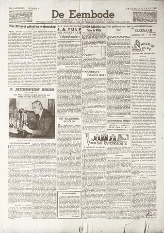 De Eembode 1940-03-29