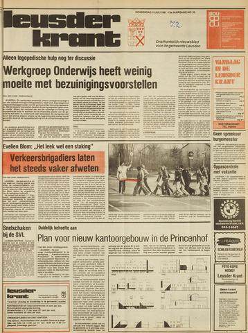 Leusder Krant 1981-07-16