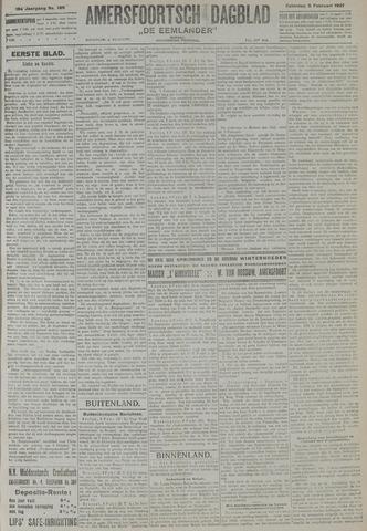 Amersfoortsch Dagblad / De Eemlander 1921-02-05