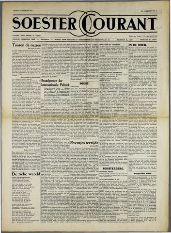 Soester Courant 1951-01-19