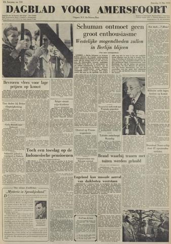 Dagblad voor Amersfoort 1950-05-13