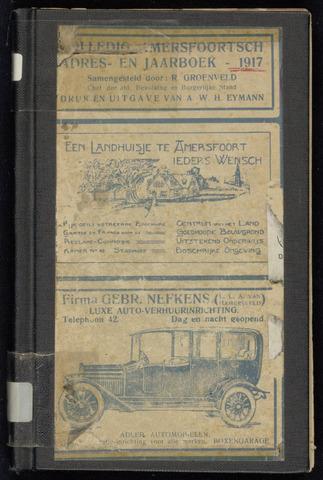 Adresboeken Amersfoort 1917