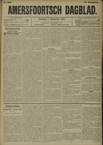 Amersfoortsch Dagblad 1910-12-13