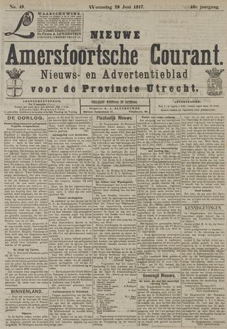 Nieuwe Amersfoortsche Courant 1917-06-20