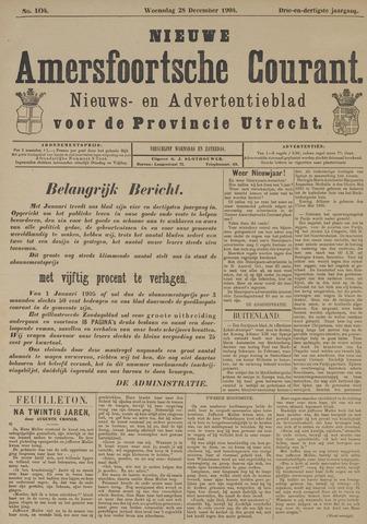 Nieuwe Amersfoortsche Courant 1904-12-28
