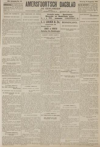 Amersfoortsch Dagblad / De Eemlander 1927-08-16
