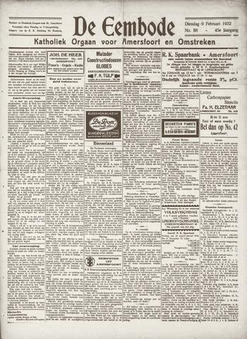De Eembode 1932-02-09