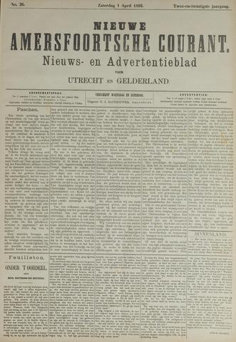 Nieuwe Amersfoortsche Courant 1893-04-01