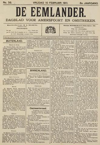 De Eemlander 1911-02-10
