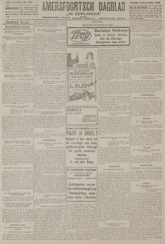 Amersfoortsch Dagblad / De Eemlander 1925-11-13
