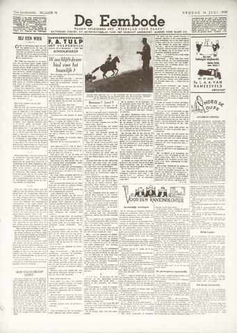 De Eembode 1939-07-14