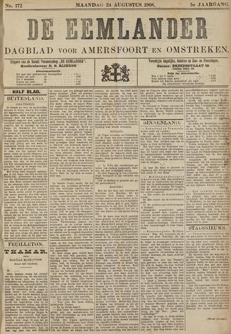 De Eemlander 1908-08-24