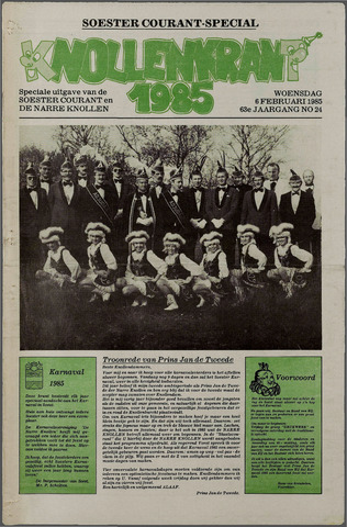 Soester Courant 1985-02-06