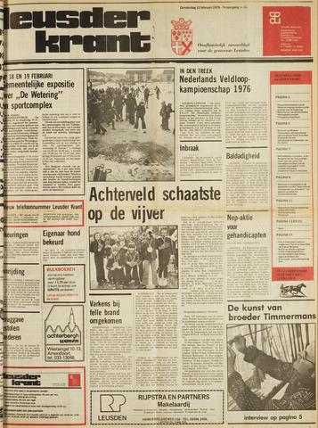 Leusder Krant 1976-02-12