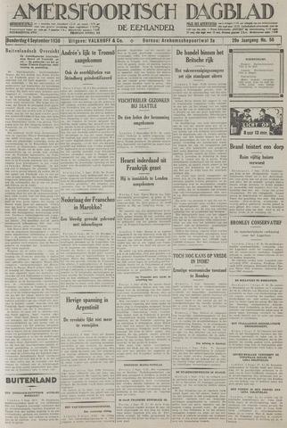 Amersfoortsch Dagblad / De Eemlander 1930-09-04