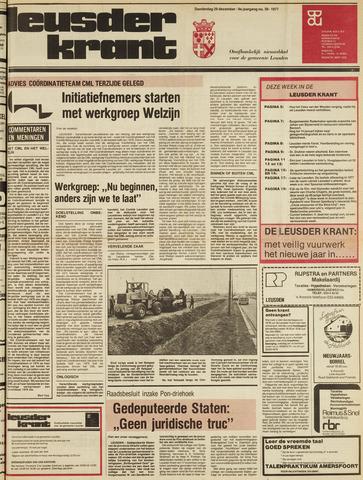 Leusder Krant 1977-12-29