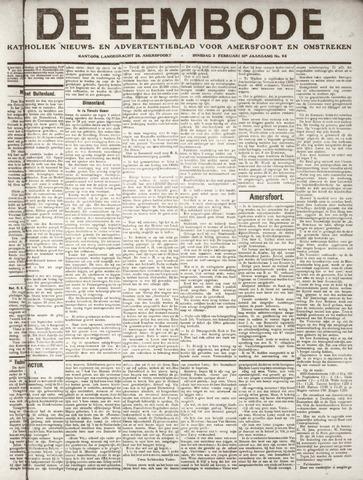 De Eembode 1919-02-04