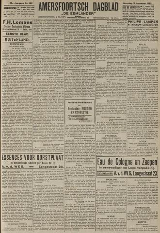Amersfoortsch Dagblad / De Eemlander 1923-12-03