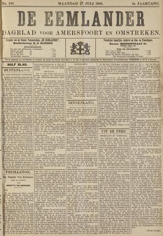De Eemlander 1908-07-27
