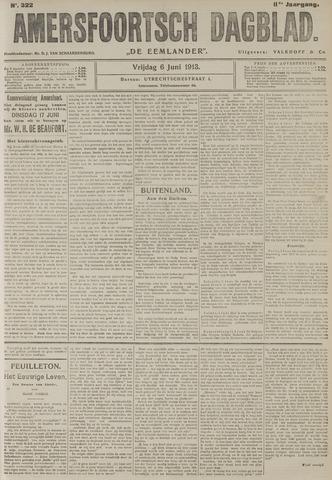 Amersfoortsch Dagblad / De Eemlander 1913-06-06