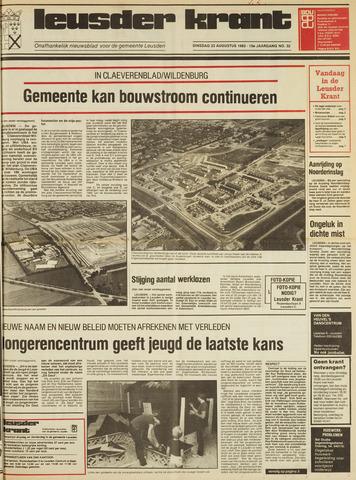 Leusder Krant 1983-08-23