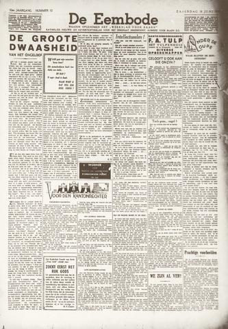 De Eembode 1938-06-18
