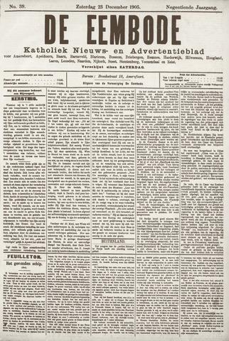 De Eembode 1905-12-23