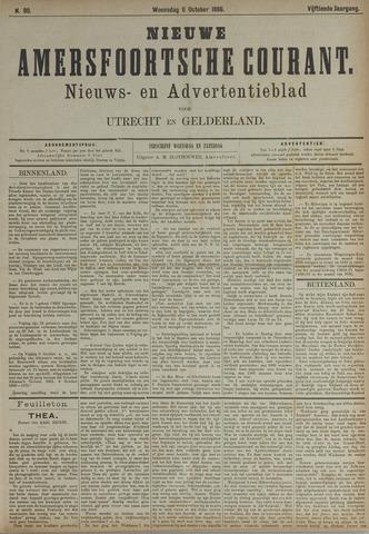 Nieuwe Amersfoortsche Courant 1886-10-06