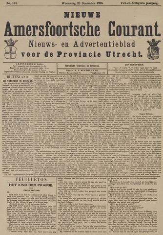 Nieuwe Amersfoortsche Courant 1905-12-20