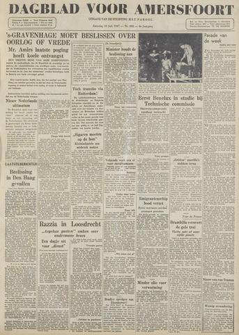 Dagblad voor Amersfoort 1947-07-19