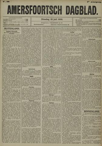 Amersfoortsch Dagblad 1908-07-28