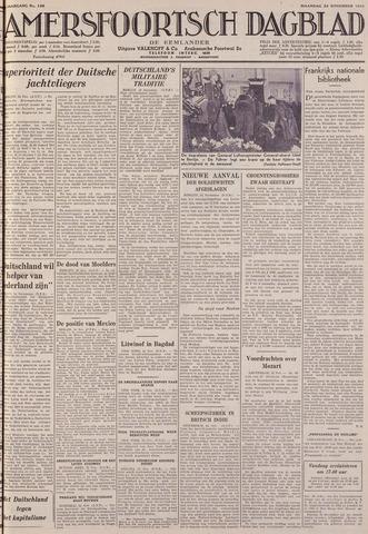 Amersfoortsch Dagblad / De Eemlander 1941-11-24
