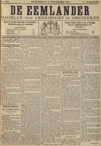 De Eemlander 1908-12-10