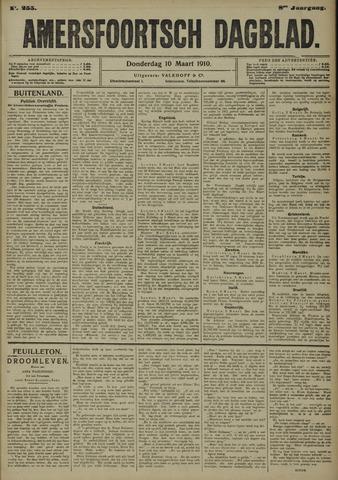 Amersfoortsch Dagblad 1910-03-10