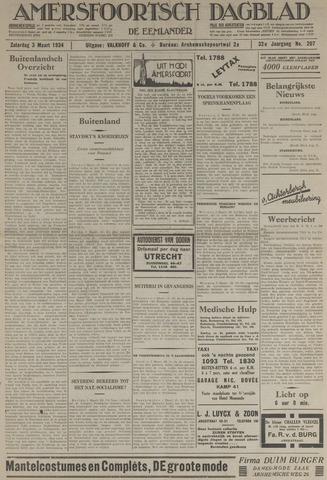 Amersfoortsch Dagblad / De Eemlander 1934-03-03