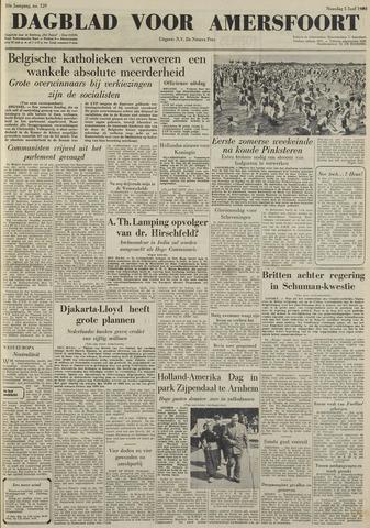 Dagblad voor Amersfoort 1950-06-05