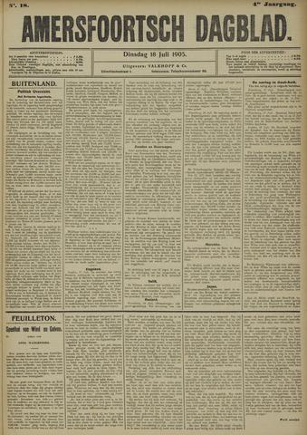 Amersfoortsch Dagblad 1905-07-18