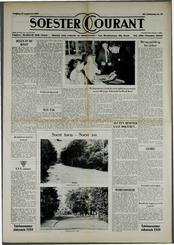 Soester Courant 1967-08-11