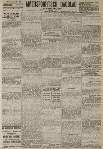 Amersfoortsch Dagblad / De Eemlander 1923-09-29