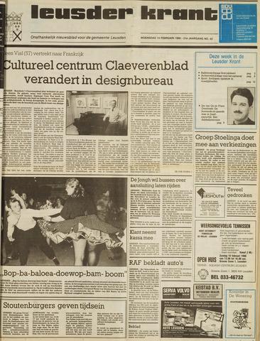 Leusder Krant 1990-02-14