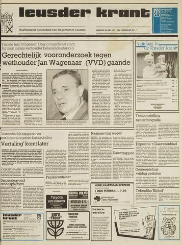 Leusder Krant 1987-05-26